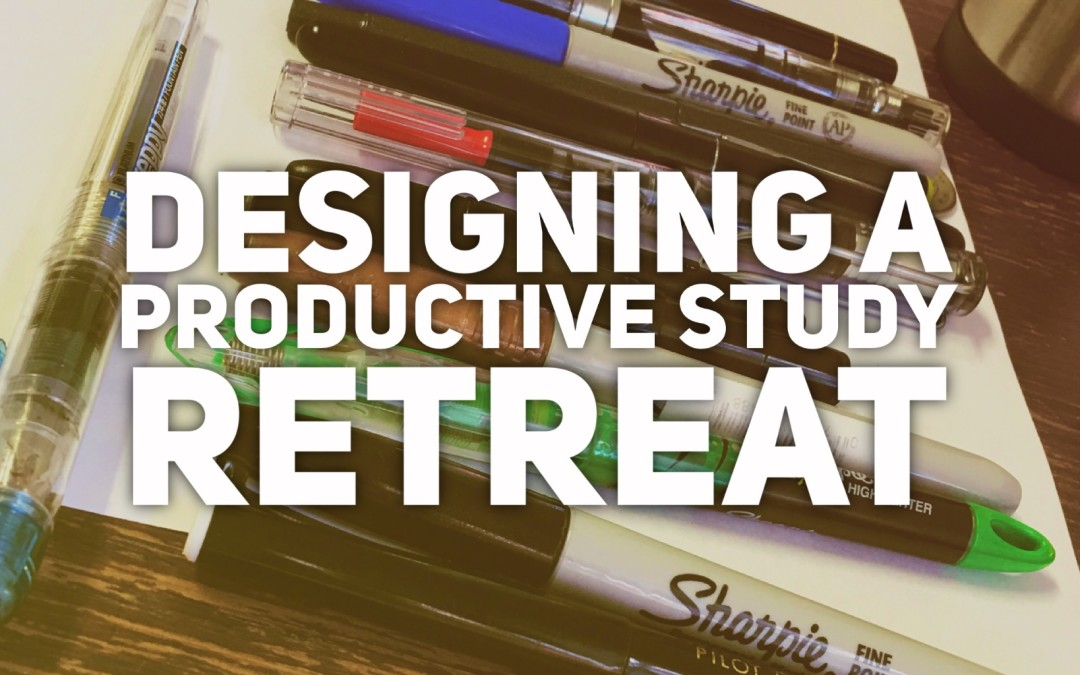 Designing a Productive Study Retreat | PP73